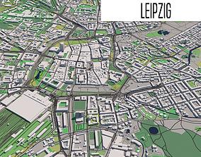 Leipzig 3D model