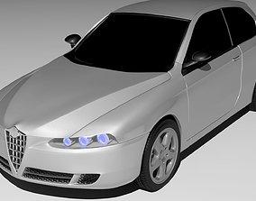 3D model Alfa Romeo 147