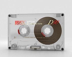 3D Transparent Cassette