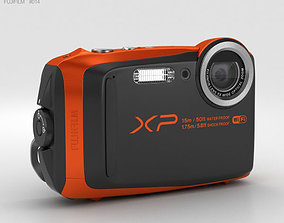 3D model Fujifilm FinePix XP90 Orange