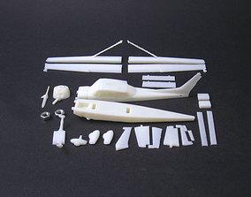 Cessna 172 Skyhawk 3D printable model