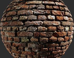 3D Brick Textures - 8K CC0