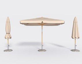 3D model Umbrella Patio Parasol 3
