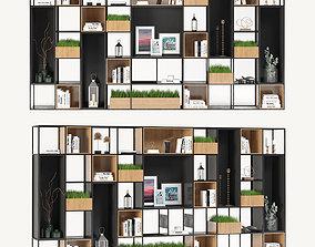 Iron shelf 2 3D