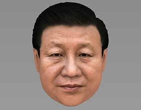 3D model Xi Jinping
