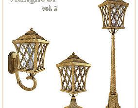 Street lights Vialight SP vol 2 3D