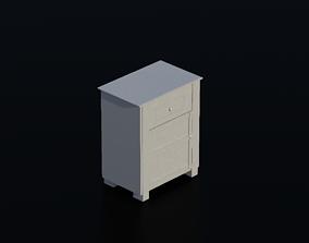 3D model Nightstand 04