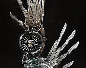VULTURE BASE FOR SPIDERMAN FIGURE HOMECOMING MCU 3D PRINT