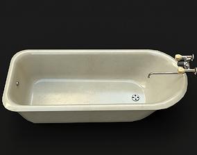 The Bath 3D asset
