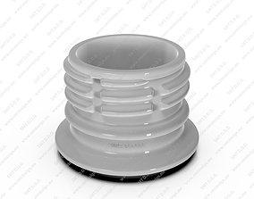 Neck for bottles - PCO - 1810 3D