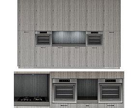 Kitchen Poliform Furniture 3D
