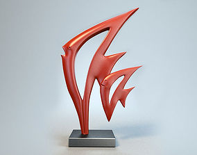 3D print model Fish figurine P