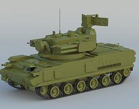 3D 2K22 Tunguska SA-19 Grison