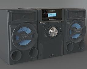 Sony MHC-EC69i Hi Fi Stereo 3D
