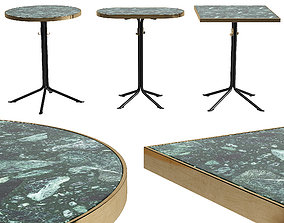 3D model Odeon bistro table