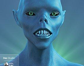 Vihren for Genesis 8 Male 3D asset