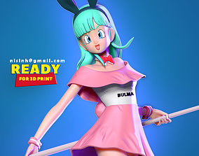 3D print model Bulma - Billiard master