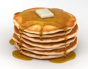 Pancakes 3D