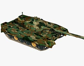 3D model MBT-2000 Ready to Use for Game
