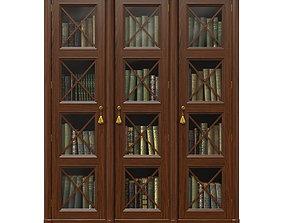 3D model Classic cabinet 05 07