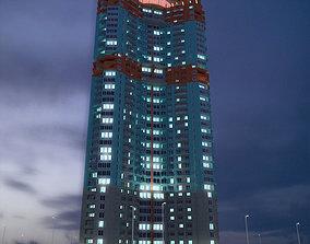 Skyscraper 8 3D