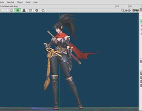assassin-gai 3D