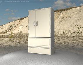 3D model Electrical Distribution Cabinet 12