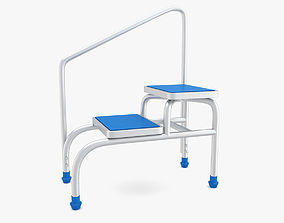 3D model Medical - Step Stool
