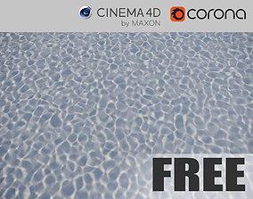 Water - Caustics - Corona Renderer 3D