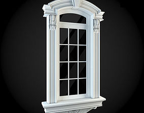 3D Window residential-building