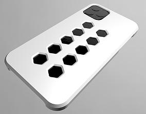 3D printable model iPhone 11 Pro Max Case Sesto Elemento