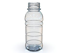 3D PET Bottle PCF - 38P - 1 - Round 250 mL - for water - 1