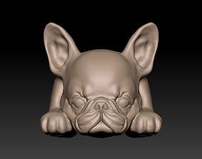 3D print model little dog