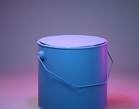 Container 049 3D asset