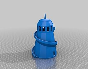 3D printable model Helter Skelter