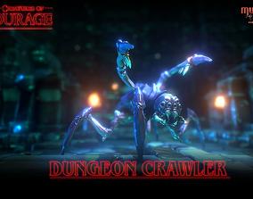 Creatures of Courage - Dungeon Crawler 3D model