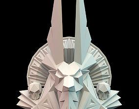 Anubis 3D model realtime