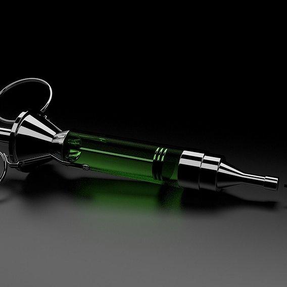 Hulk syringe