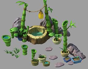 3D Dynasty City - Wells 23