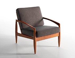 teak 3D Paper Knife Teak Lounge Chair