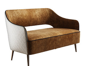 Collinet Scala Ref 7335 sofa 3D model