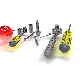 3D model Tools045