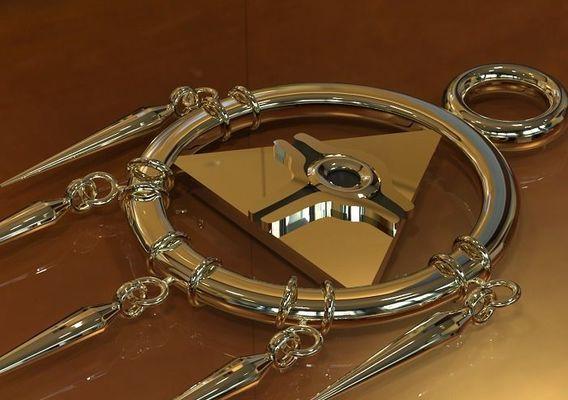 Millenium Ring yugioh