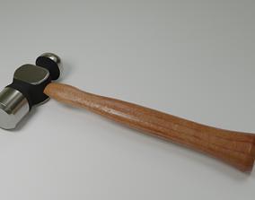 3d highpoly Hammer Model