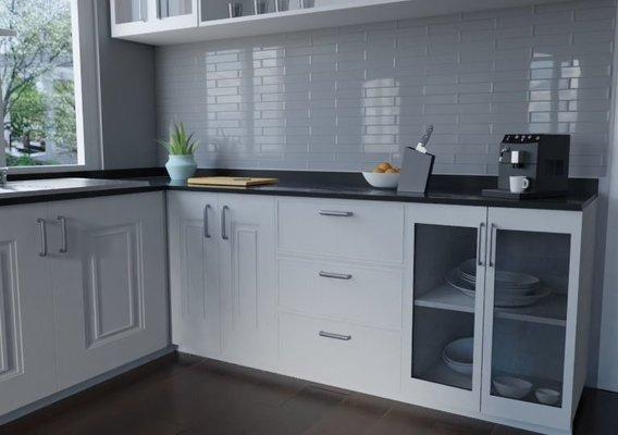 Kitchen Render 3D