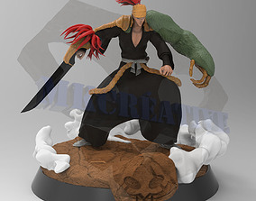 3D print model Renji Bankai