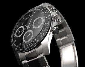 Rolex Cosmograph Daytona - A Watch Born to Race 3D