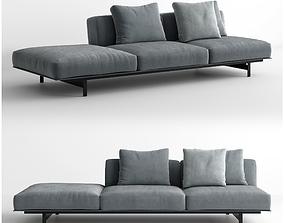 Lema Yard Sofa Unit 13 3D