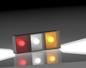 Tail Light 3D model
