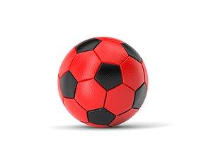 3D model soccer soccerball Soccer ball